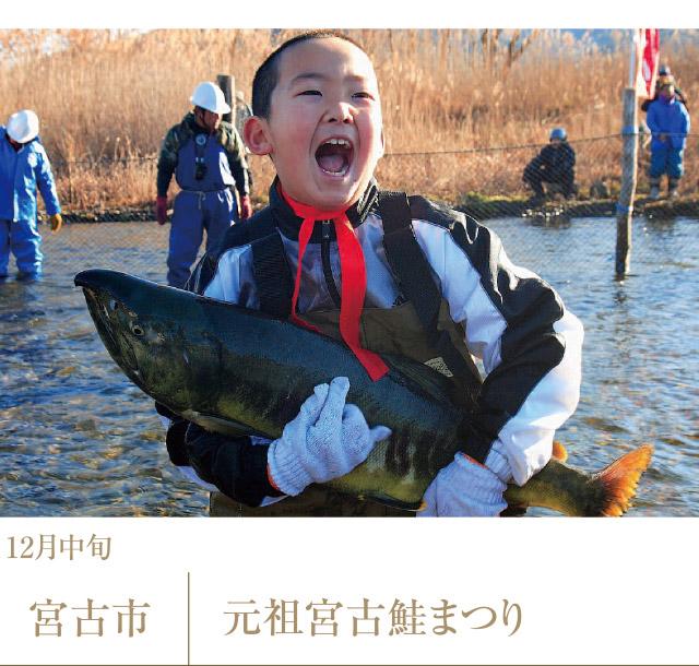 元祖宮古鮭まつり