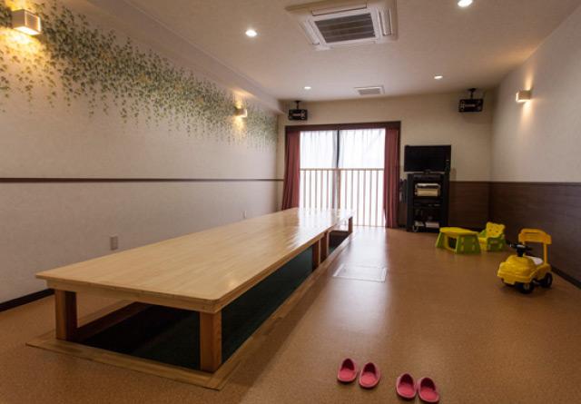 "Kids karaoke room ""Hyokkori hyotan jima"""