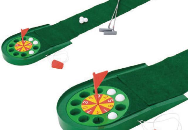ルーレットパターゴルフ